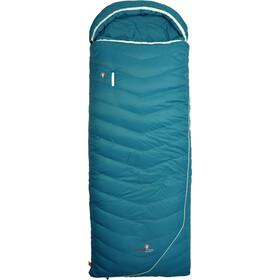 Grüezi-Bag Biopod DownWool Subzero Comfort Sacco a pelo, autumn blue